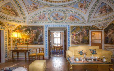 La Casina degli Specchi, una dimora storica e di charme per i tuoi soggiorni