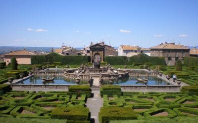Itinerari: Villa Lante a Bagnaia e Palazzo dei Papi a Viterbo