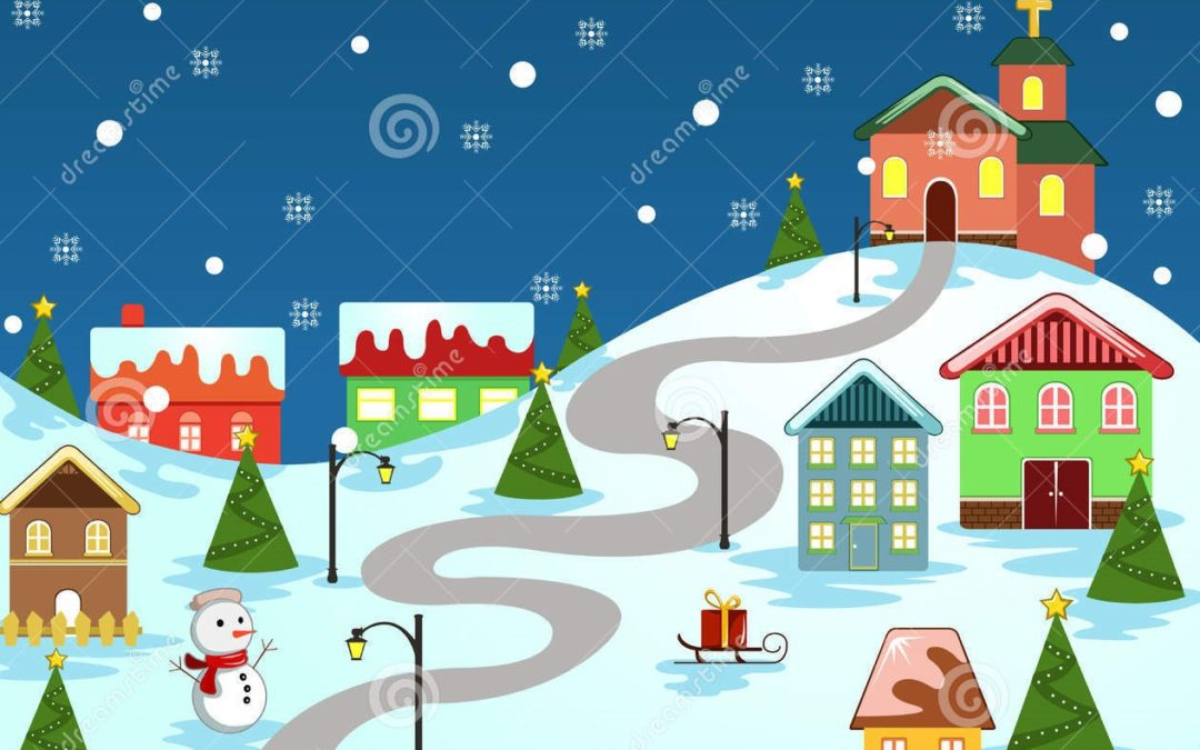 Itinerari per grandi e piccini: Viterbo, 1^ edizione del Caffeina Christmas Village