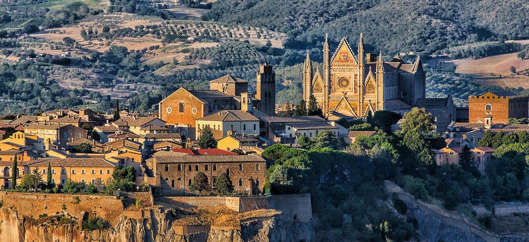 Itinerari: visita a Orvieto, gioiello dell'Italia centrale