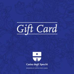 Regala un soggiorno presso Casina degli Specchi con la nostra Gift ...
