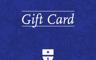 Regala un soggiorno presso Casina degli Specchi con la nostra Gift card