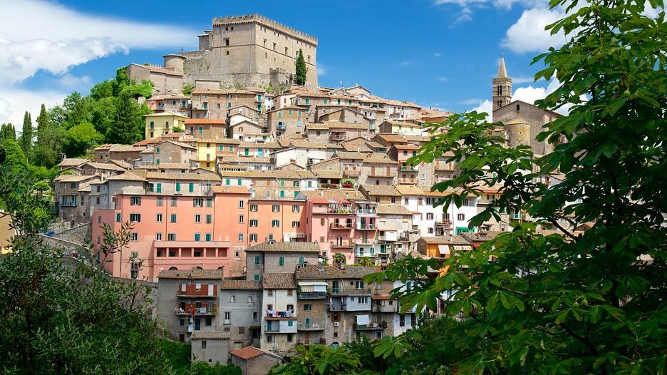 Itinerari: Soriano nel Cimino, tra natura, cultura ed  eno-gastronomia