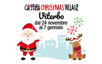 Itineraries for children: in Viterbo a Christmas village in the historic center