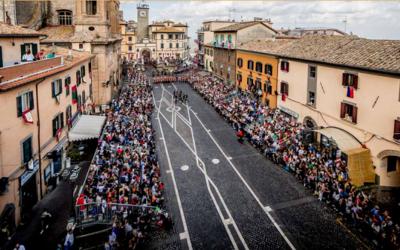 Eventi: Sagra delle castagne 2019 di Soriano nel Cimino